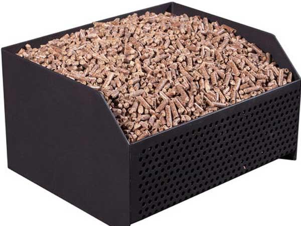 Acumulación de pellets en el quemador - Yotupellets.es